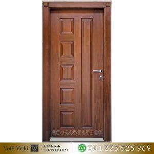 Kusen Pintu Minimalis Kayu