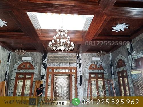 Pemasangan Pintu Masjid Nabawi