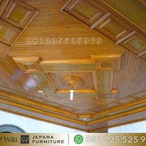 Plafon Rumah Mewah Terbaru