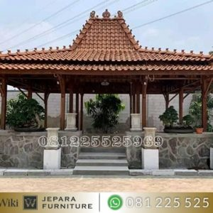Rumah Kayu Jawa