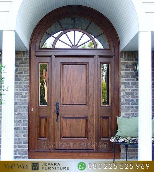 kusen pintu utama