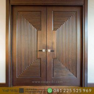 Pintu Motif 3D