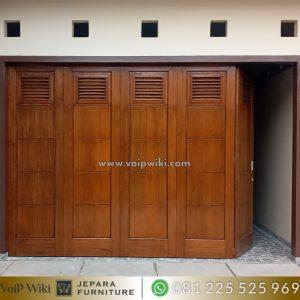 Pintu Garasi Dorong