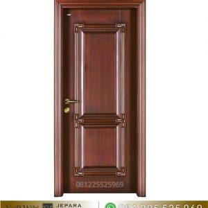 Kusen Pintu Kamar Kayu Minimalis Mewah