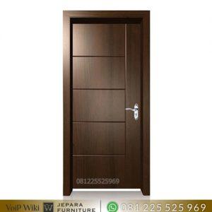 Pintu Kamar Tidur Hotel