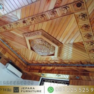 Plafon Masjid Indah