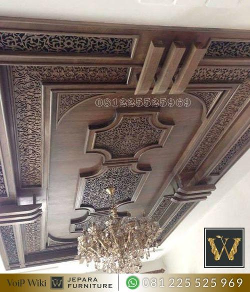 Plafon Ruang Tamu Mewah