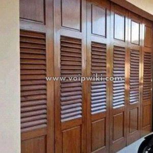 Pintu Garasi Sederhana