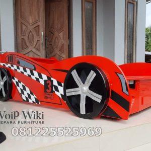 Model Tempat Tidur Mobil Anak Pecinta Otomotif